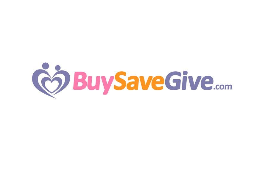 Inscrição nº 131 do Concurso para Logo Design for BuySaveGive.com