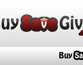 #136 for Logo Design for BuySaveGive.com by SadunKodagoda