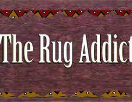 #1 para Design a Logo for The Rug Addict por jeewanachamila