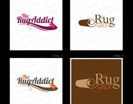 #12 para Design a Logo for The Rug Addict por hirebwd