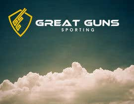 #431 for Great Guns Shooting Range Logo by CreativeUniverse