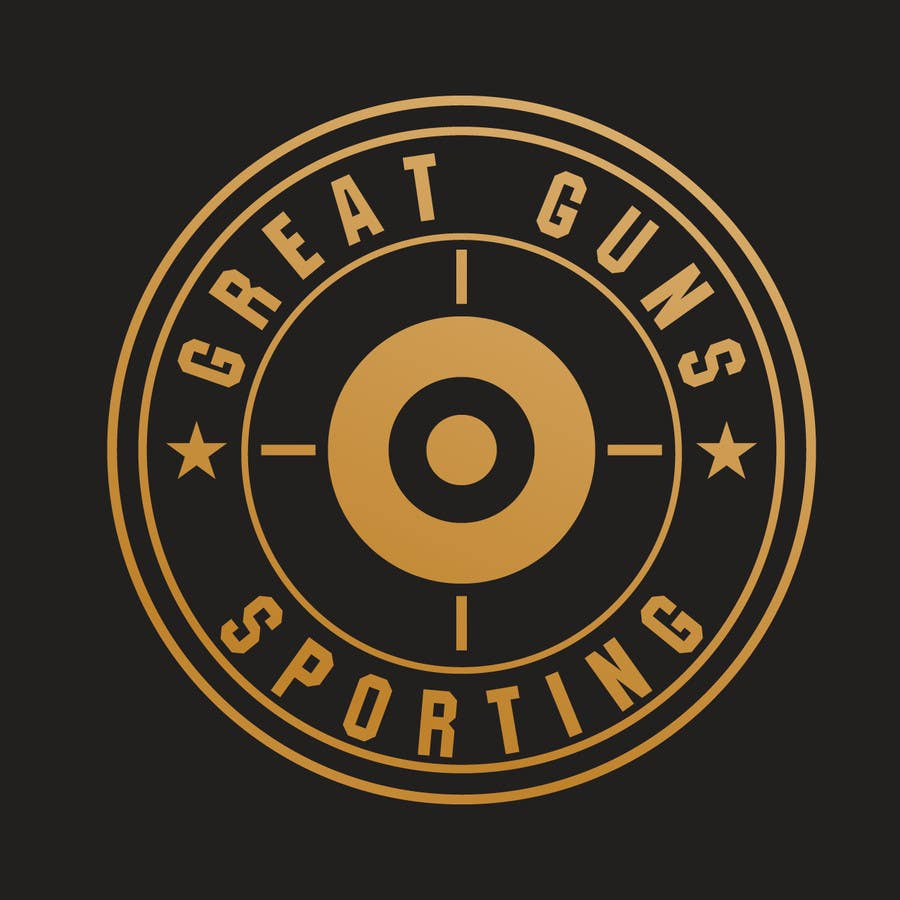 great guns shooting range logo freelancer