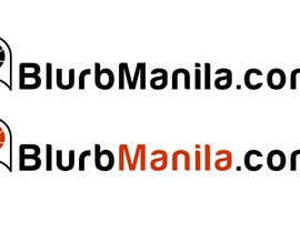 nº 183 pour Logo Design for BlurbManila.com par lllbazil