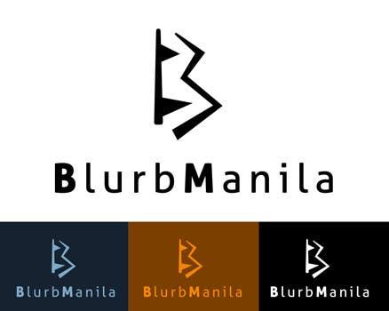 Proposition n°188 du concours Logo Design for BlurbManila.com