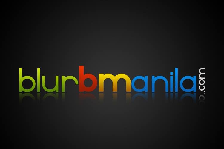 Proposition n°140 du concours Logo Design for BlurbManila.com