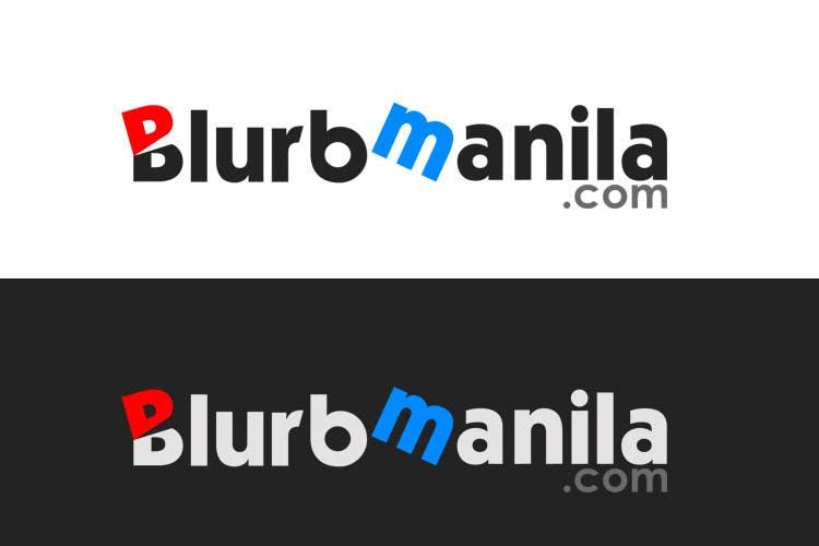 Proposition n°50 du concours Logo Design for BlurbManila.com