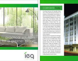 #5 for Design a Brochure for IEQ Australia by piligasparini