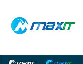 #148 para Design a Logo for MaxIT por kmohan7466