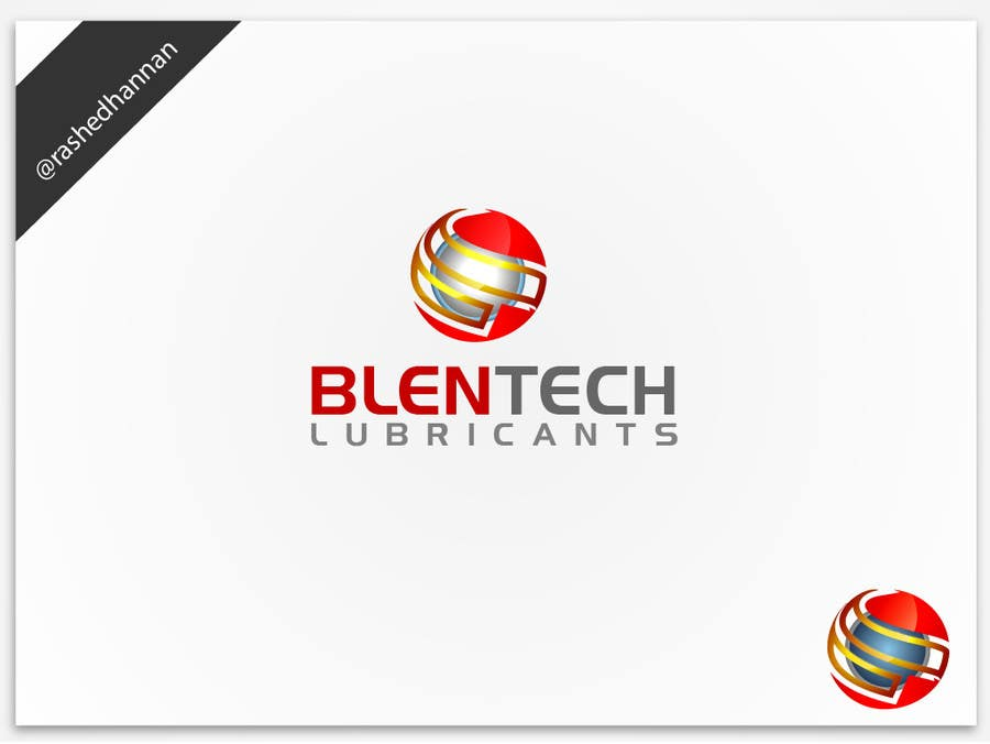 #110 for Graphic Designer Needed to Design a Company Logo for Lubricant Industry by rashedhannan
