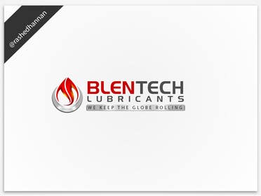 #125 for Graphic Designer Needed to Design a Company Logo for Lubricant Industry by rashedhannan