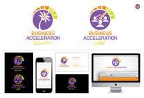 Design a Logo for Business Acceleration Vacation / Business Acceleration Club için Graphic Design90 No.lu Yarışma Girdisi