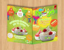 #13 for MrFroyo flyer design af Artimization