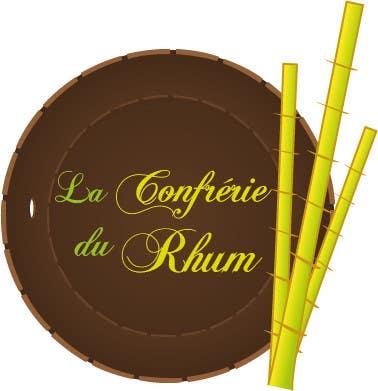 #9 for Logo - La Confrérie du Rhum by UndyingWeb