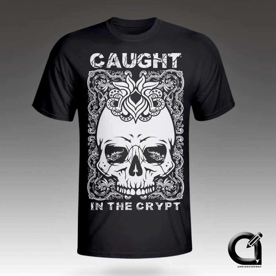 Modern Rock Band T Shirt Design Contest Freelancer