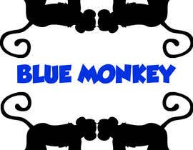 #4 for Design a T-Shirt for Blue Monkey Clothing af anthonyabboud