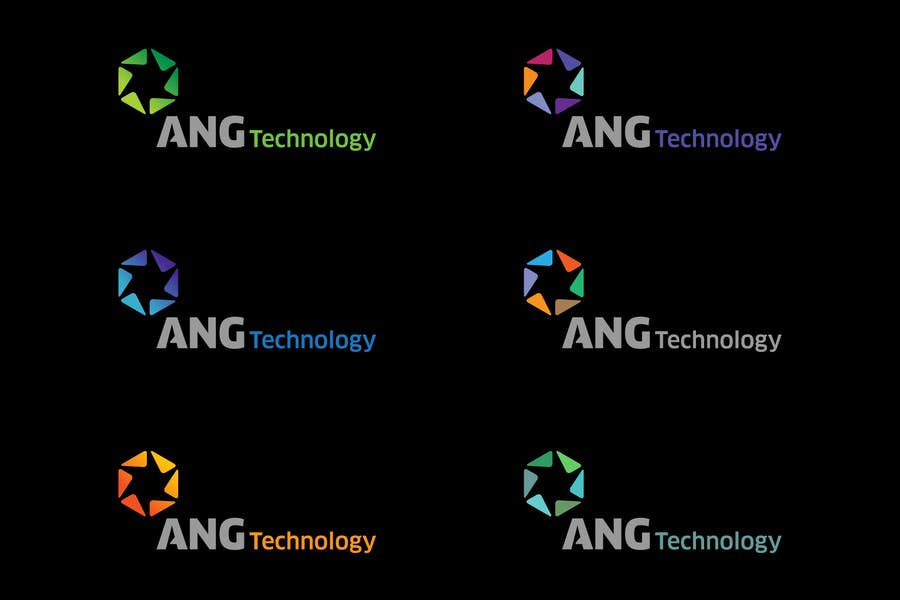 #34 for Design a Logo for ANG Technology by HolaCreador