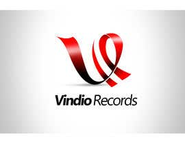 #280 для Logo Design for Vindio Records, LLC от twindesigner
