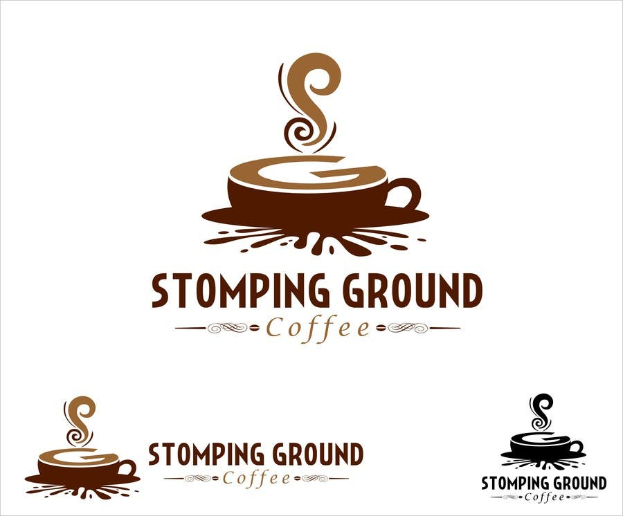 #141 for Design a Logo for 'Stomping Ground' Coffee by arteq04