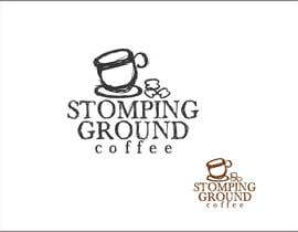 nº 118 pour Design a Logo for 'Stomping Ground' Coffee par rueldecastro