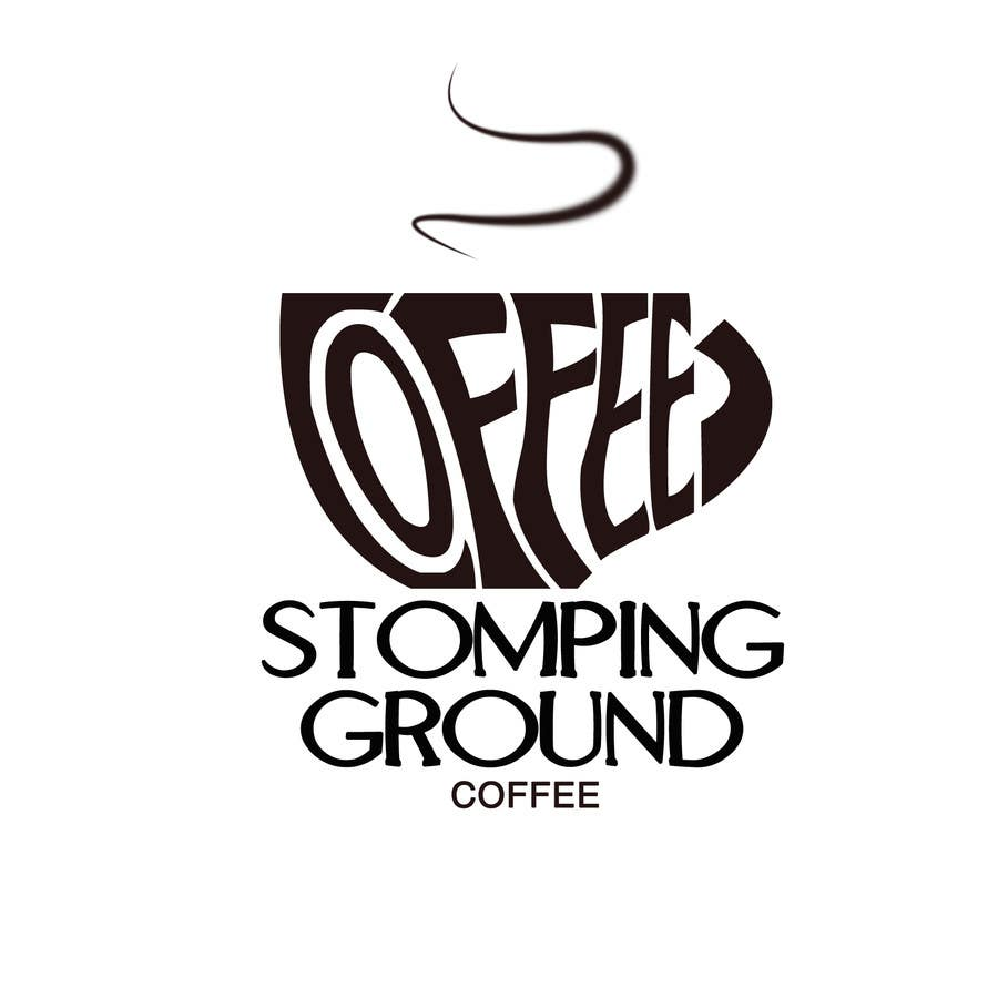#114 for Design a Logo for 'Stomping Ground' Coffee by alfa882