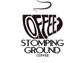 nº 114 pour Design a Logo for 'Stomping Ground' Coffee par alfa882