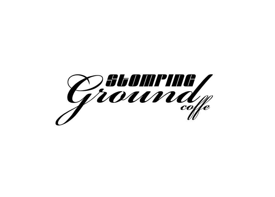#106 for Design a Logo for 'Stomping Ground' Coffee by Al3x3yi