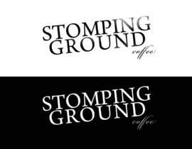 #2 para Design a Logo for 'Stomping Ground' Coffee por jehuty50