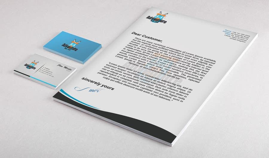 #17 for Design some Business Cards for AdventureBite.com by Artimization