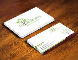 #4 untuk Online Health Food Store Business Card oleh adarshdk