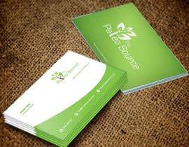 #31 untuk Online Health Food Store Business Card oleh cdinesh008