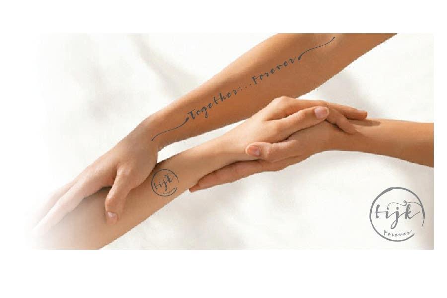 Inscrição nº                                         21                                      do Concurso para                                         Create 2 typography designs for jewellery or tattoo