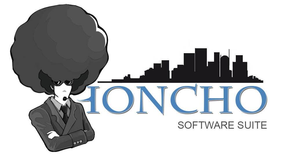 #65 for Design a 2D/3D Illustration/Cartoon/Mascot for Honcho by bulletirde