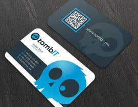 #17 para Business Cards for zombit.mx por midget