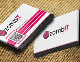 nº 11 pour Business Cards for zombit.mx par developingtech