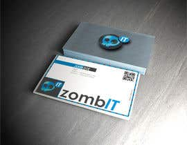 nº 13 pour Business Cards for zombit.mx par PauleyDD