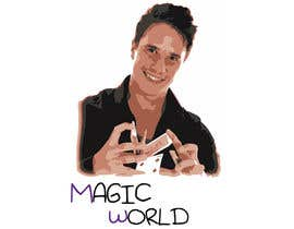 nº 26 pour Design a Logo for MagicWorld.co.uk par PF0ne
