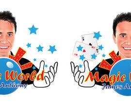 nº 17 pour Design a Logo for MagicWorld.co.uk par ysfworks