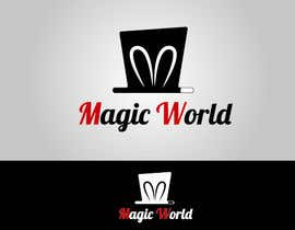 Elars tarafından Design a Logo for MagicWorld.co.uk için no 11