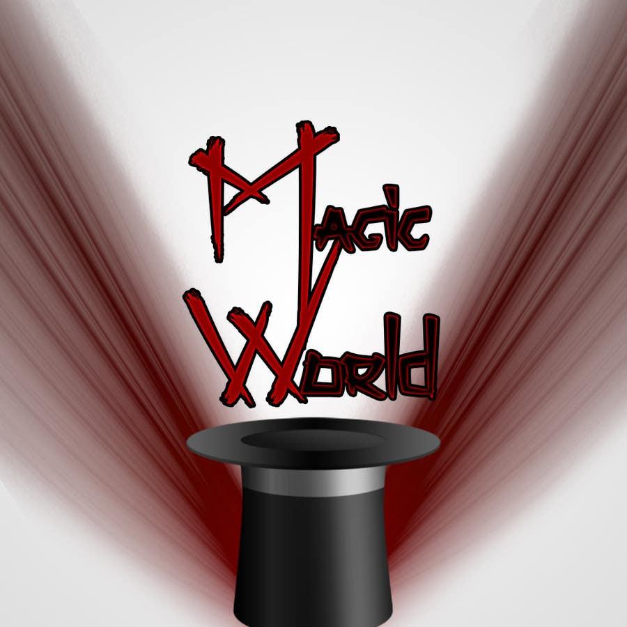 Penyertaan Peraduan #19 untuk Design a Logo for MagicWorld.co.uk