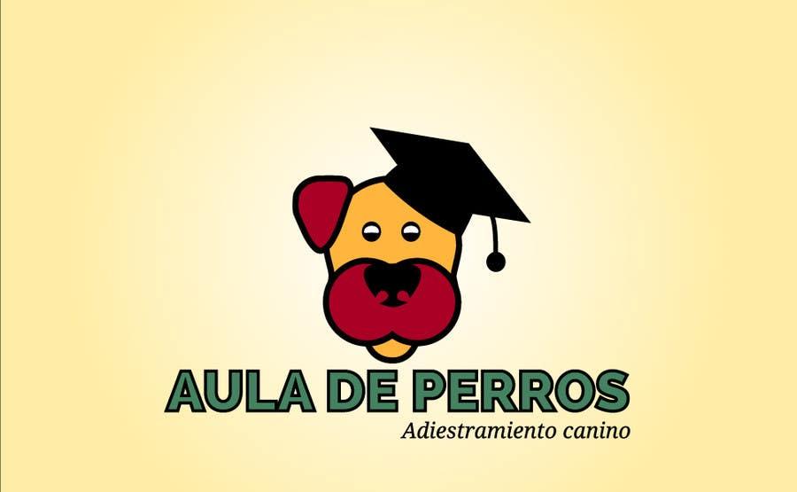 Kilpailutyö #                                        59                                      kilpailussa                                         Diseñar un logotipo for Aula de perros