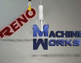 #19 for Design a Logo for Reno Machine Works by hamzache