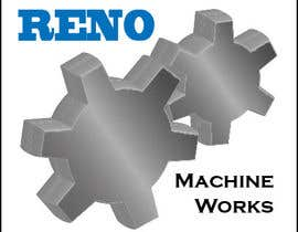 #3 for Design a Logo for Reno Machine Works af martiald