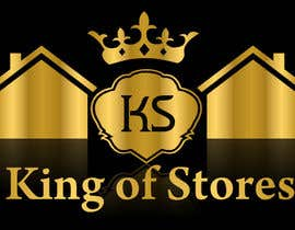 #6 for Design a Logo for King Of Stores by Ciokapik