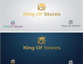 #4 para Design a Logo for King Of Stores por sskander22