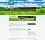 Contest Entry #9 for Design a Website Mockup for IslandFarming.com & Logo