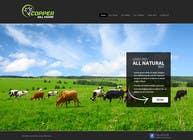 Contest Entry #2 for Design a Website Mockup for IslandFarming.com & Logo