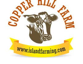 #32 para Design a Website Mockup for IslandFarming.com & Logo por rainbowfeats
