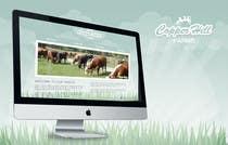 Contest Entry #14 for Design a Website Mockup for IslandFarming.com & Logo