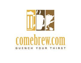 #40 for ComeBrew Logo Design af crvdesign
