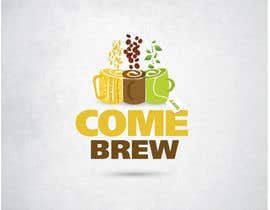 #42 for ComeBrew Logo Design by wavyline